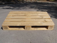 Used pallets premium quality